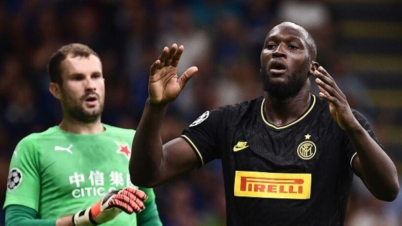 Slavia blisko sensacji w Mediolanie. Inter uratował się dopiero w końcówce