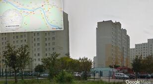 Czteroletni chłopiec spadł z 11. piętra. Przeżył upadek, w ciężkim stanie trafił do szpitala