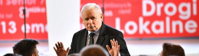 Czy polskie zadłużenie się zwiększa?  Pyta prezes Kaczyński, my sprawdzamy dane