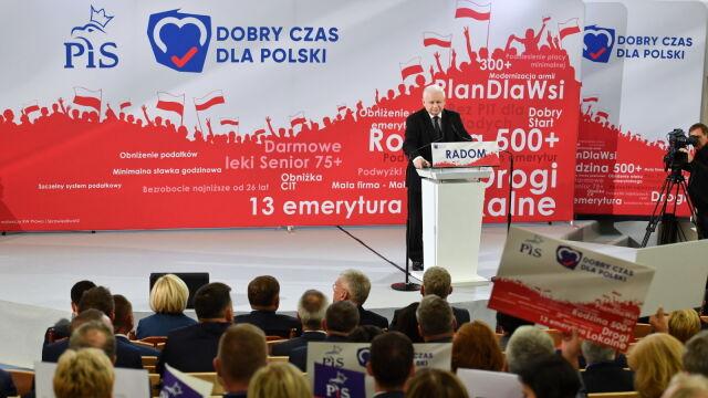 Kaczyński: bez wiarygodności, wykonywania obietnic cały mechanizm demokracji, mechanizm wyborczy jest bez znaczenia