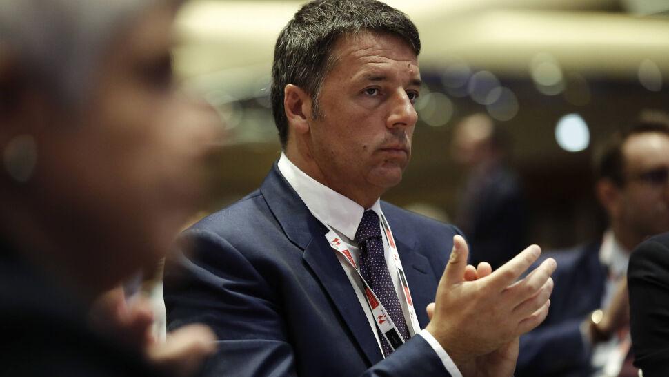 """Były premier Włoch odchodzi z partii. """"Chcę prowadzić wojnę z tym, kto sieje nienawiść"""""""