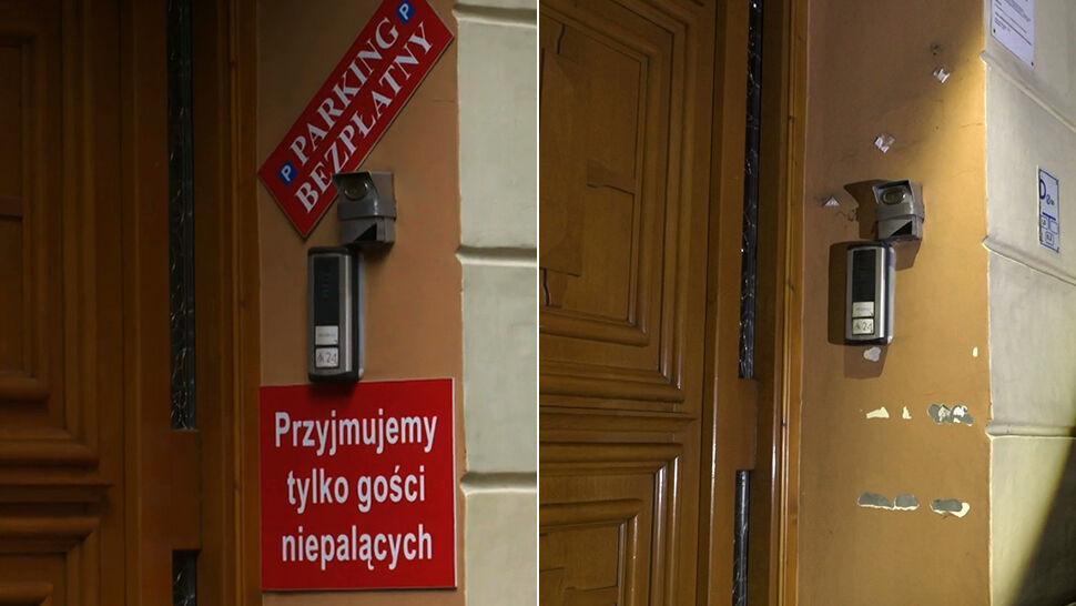 Prezes NIK, kamienica i brak paragonów. Zniknęły informacje o działalności hotelu na godziny