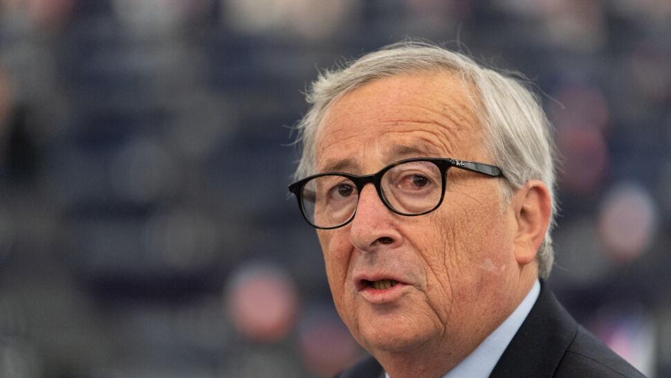 """Juncker czeka na propozycje Johnsona. """"Perspektywa braku porozumienia wciąż istnieje"""""""