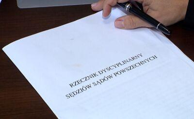 Sędzia Bator-Ciesielska odmawia orzekania z zamieszanym w hejt sędzią Lasotą