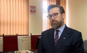 Przymusiński o odmowie stawienia się sędziów przed rzecznikami dyscyplinarnymi