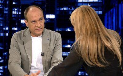 """Kukiz: zawarłem z prezydentem """"swojego rodzaju nieformalną umowę"""""""