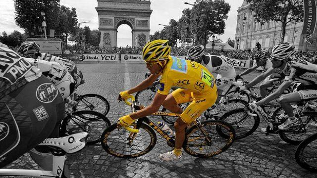 Złoty Rower Jedzie Do Hiszpanii Z Contadorem Eurosport W