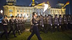 Uroczystości z okazji 60. urodzin Bundeswehry
