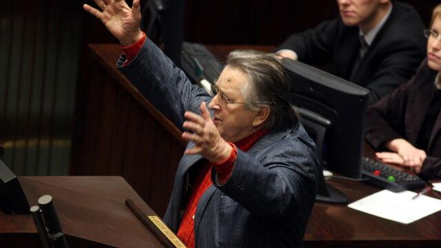 Kazimierz Kutz: PiS zmierza do samobójstwa