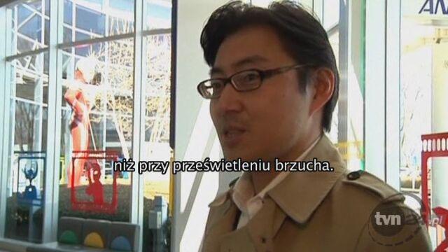 Japończycy promieniowania się nie boją (TVN24)