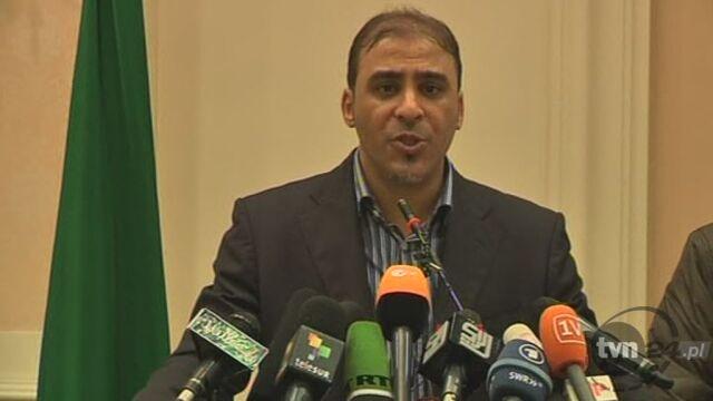 Rzecznik libijskiego rządu: popierają mnie wszyscy Libijczycy