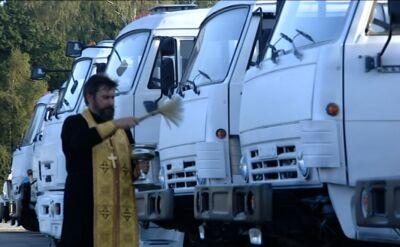 Ukraińskie władze nie wpuszczą konwoju