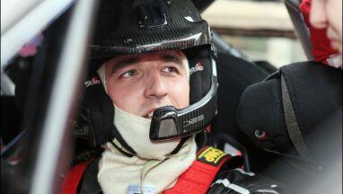 Kubica pojedzie we włoskim rajdzie.