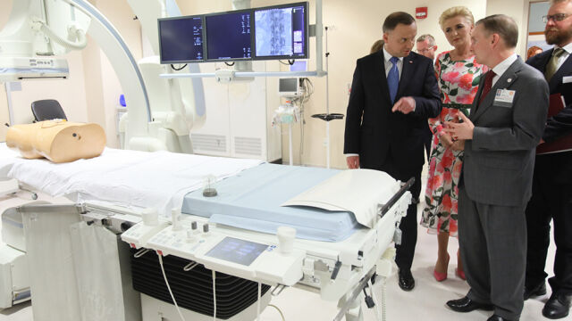 Polska będzie współpracować w leczeniu raka