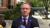 Szczerski: obaj prezydenci zaakceptowali wynegocjowany tekst porozumienia dot. zwiększonej obecności amerykańskiej w Polsce