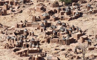 Atak na mieszkańców wioski Dogonów