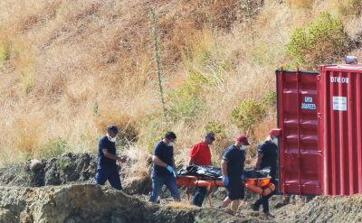 Z jeziora Memi wyłowiono ciało sześcioletniej dziewczynki