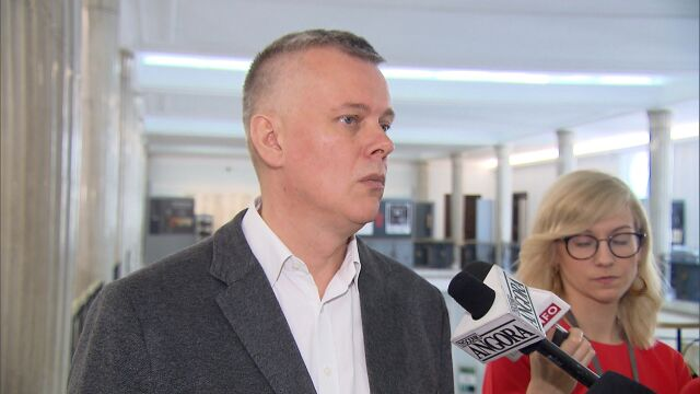 Tomasz Siemoniak komentuje wyrok w sprawie Tomasza Arabskiego