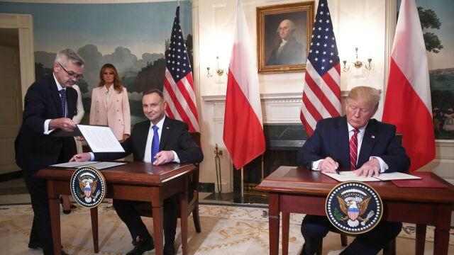 Cała wypowiedź Marka Świerczyńskiego o deklaracji z Waszyngtonu