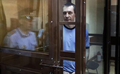 Zacharczenko nie przyznał się do winy