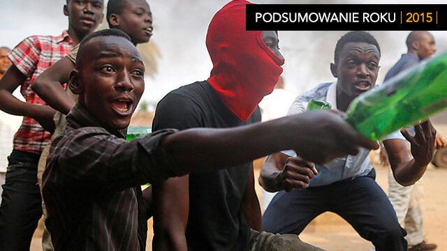 Niespokojny kontynent. Dziesiątki punktów zapalnych w Afryce