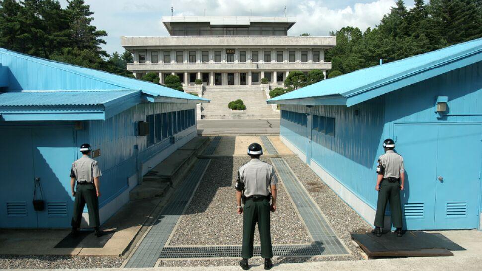 Urzędnicy Kima opuścili biuro w strefie zdemilitaryzowanej