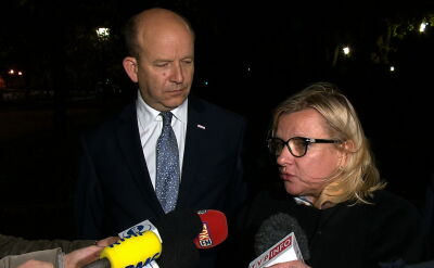 Kempa: warunkiem spotkania z premier było zakończenie protestu
