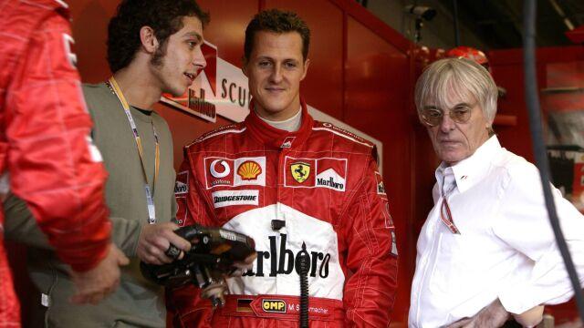 """Były szef F1 skrytykował Schumachera. """"Nie znał żadnych limitów"""""""