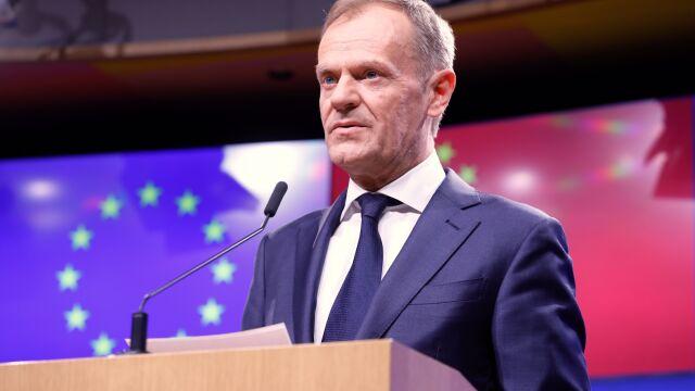 Tusk: przedłużenie brexitu do końca czerwca byłoby niekorzystne dla Unii