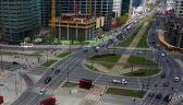 Antysmogowe chodniki w Warszawie