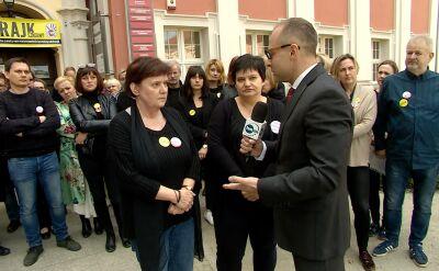 Pierwsza część egzaminu gimnazjalnego nie obyła sięwe wsi Owińska