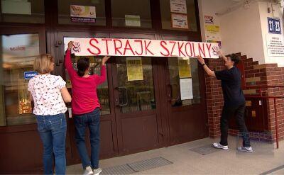 Różne dane na temat skali strajku nauczycieli