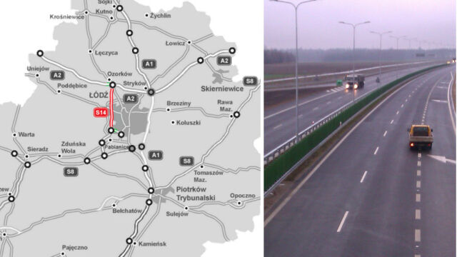 """Łódź komunikacyjnym """"pępkiem"""" kraju? Miasto otoczy ring autostradowy"""