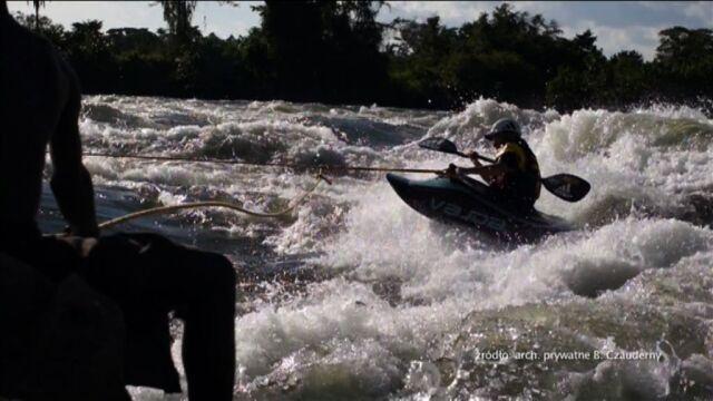 Po ugandyjskiej rzece