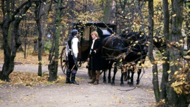 Philip Seymour Hoffman debiutował w Polsce. Miał scenę erotyczną z Gawryluk