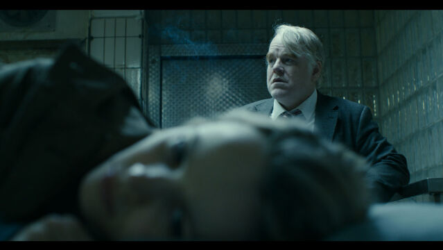 """Philip Seymour Hoffman w """"A Most Wanted Man"""", 2013 r."""