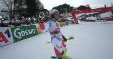 Yule wygrał slalom w Kitzbuehel