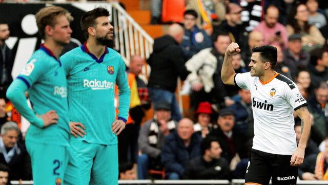 Barcelona i Messi bezradni. Zasłużona porażka z Valencią