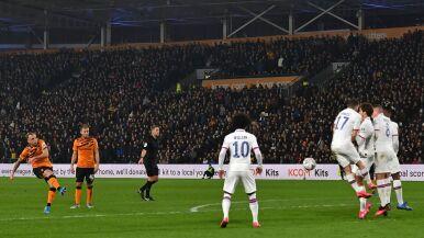 Grosicki strzelił gola Chelsea
