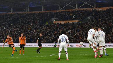 Grosicki strzelił gola Chelsea, ale nie uratował swojego zespołu