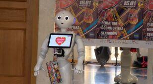 Nietypowy wolontariusz WOŚP. Robot Pepper będzie zachęcał do wsparcia