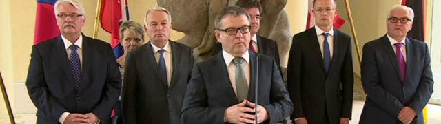 Po spotkaniu V4 i Niemiec: chcemy wzmocnić integrację tam, gdzie jest to konieczne