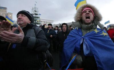 Próba sił w Kijowie