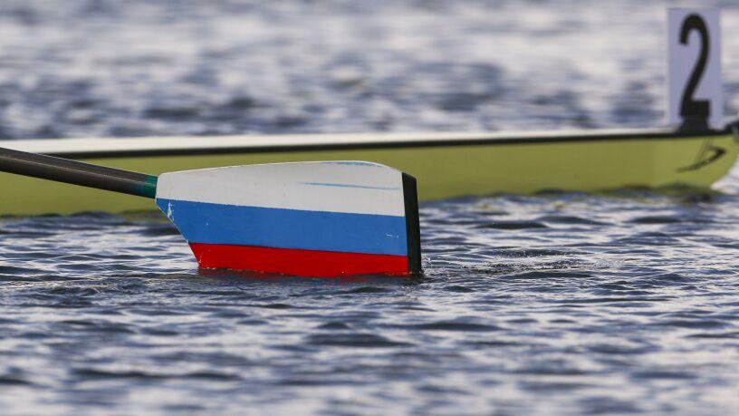 Rosjanie wycofali wioślarzy z igrzysk.