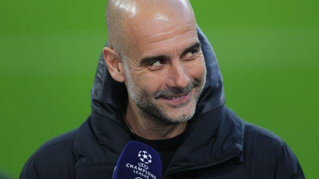 W końcu zrobił to z Manchesterem. Guardiola wyrównał rekord Mourinho
