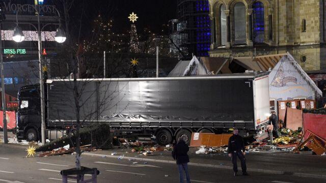 Policja potwierdza: w ciężarówce znaleziono ciało Polaka