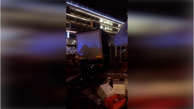 Świadek tragedii w Berlinie: ciężko znaleźć słowa na to, co się stało