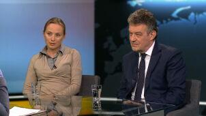 Katarzyna Pełczyńska-Nałęcz i Ryszard Schnepf