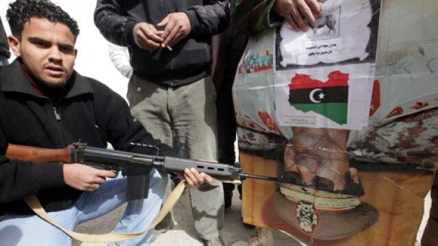 USA zamraża konta Kaddafiego (Reuters)
