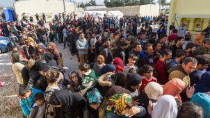 Lawinowo wzrastająca liczba skarg na odmowę udzielenia azylu